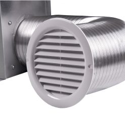 WAD-A Warm Air Dehumidifier Whole House Fan grille