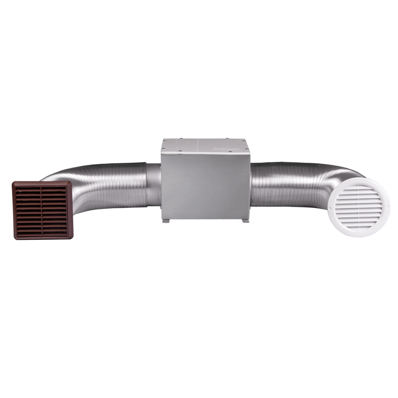 Dryvent Inline Bathroom Extractor Fan